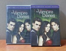 Vampire Diaries: Complete Second Season  DVD w/Slipcover  LIKE NEW