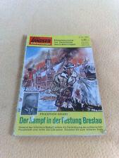 Der Landser Großband Nr. 225 Der Kampf in der Festung Breslau Ritterkreuzträger