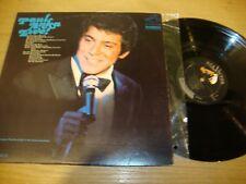 Paul Anka - Live - LP Record  VG VG+