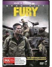 Fury (DVD, 2015)