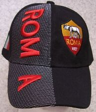 Embroidered Baseball Cap Soccer International Roma Football Club NEW