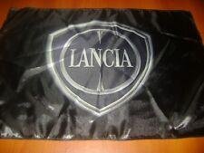 "New listing Lancia Logo 20x30"" Flag Banner Garage Vintage Deco Classic Stratos Delta Lancia"