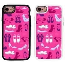 Fundas y carcasas Para iPhone 7 color principal rosa estampado para teléfonos móviles y PDAs