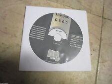 New ! Genuine Lexmark C500 Printer CD Software Driver Utilities NP 22R0116
