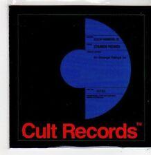 (FF789) Albert Hammond Jr, Strange Tidings - 2014 DJ CD