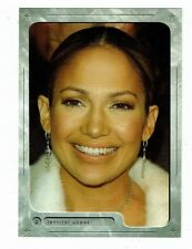 POST CARD COLOUR PHOTO OF JENNIFER LOPEZ