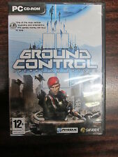 Ground Control - Operation Exodus Player Manual + Installation Key  PC CD-ROM