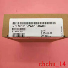 Siemens 6ES7 315-2AG10-0AB0    6ES7315-2AG10-0AB0  brand and new Fast delivery