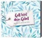CD: GOTT HÖRT MEIN GEBET - Melodien für Zeiten der Stille - Instrumental °CM°