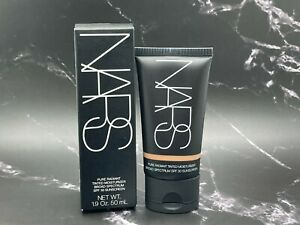 Nars Pure Radiant Tinted Moisturizer SPF 30 - Med/Dark2 Seychelles - 1.9 oz BNIB