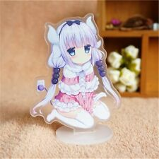 Miss Kobayashi's Dragon Maid Kamui Kanna Stand Plates Desk Decor Figure 10cm