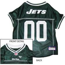 New York Jets NFL Dog Football Jersey Medium BRAND NEW pet clothes