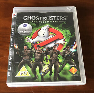 Ghostbusters The Video Game Boxed & Complete With Manual