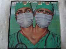 4 OUT OF 5 DOCTORS 2ND OPINION VINYL LP 1982 Nemperor Records EX