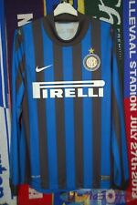 Internazionale Inter Milan Special football shirt 2011 - 2012 L/S Size  M