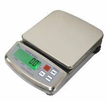 Tree MRB-S-1001 Portable Stainless Bench Scale Balance 1000g x 0.1 Gram Oz w/ AC