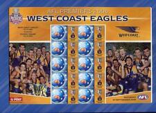 40926) AUSTRALIA 2006 MNH** AFL West Coast Eagles M/S