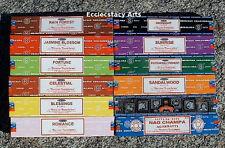 Nag Champa Incense Sticks Sampler Assorted-12 x 15 gm=180 Grams Satya Sai Baba