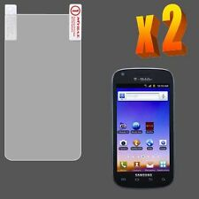 For Samsung Galaxy S Blaze 4G 2X High Quality Clear LCD Screen Protector Guard