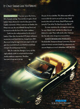 1991 Mazda Mx-5 Miata Special Edition - Classic Vintage Advertisement Ad H10
