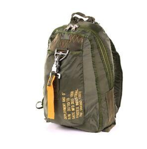 US Army Para Bag Paratrooper Pack Bag Parachute Jumper Backpack Ol5