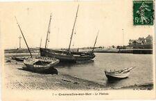 CPA Courseulles sur Mer - Le Plateau (272154)