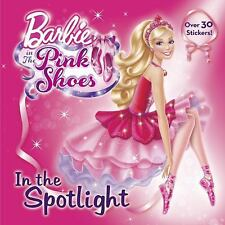 NEW - In the Spotlight (Barbie) (Pictureback(R)) by Man-Kong, Mary
