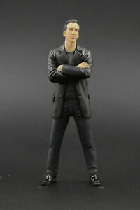 Nicolas Cage Figure for 1:18 Ford Mustang Shelby GT500 Eleanor Greenlight NO CAR