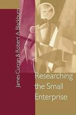 Researching the Small Enterprise (SAGE Series in Management Research)-ExLibrary