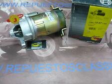 0986018671 MOTOR ARRANQUE BOSCH RENAULT 21, ESPACE II, CITROEN CX