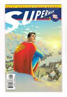 ALL STAR SUPERMAN 1  (NM) ...FASTER...  (FREE SHIPPING) *