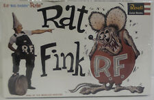 ED ROTH : RAT FINK MODEL KIT MADE BY REVELL IN 1999 - 4135