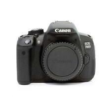Canon EOS 700D Digital SLR Camera 18MP Black 3.0 LCD HD ZOOM Body SALE NEW UK