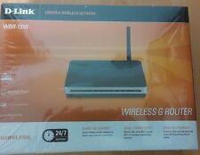D-Link Wireless G Router  WBR-1310