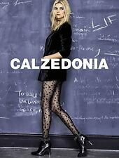 CALZEDONIA sexy lookbook catalog catalogo FW/AI CALZE hosiery collant leggings