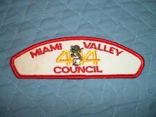 BSA Miami Valley Boy Scout Council CSP