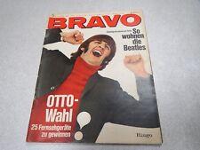 MAGAZINE BRAVO N° 5 1967 OTTO WAHL RINGO LES BEATLES  *