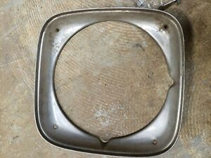 1974 Chevy Chevelle/ El Camino Headlight Bezel Single