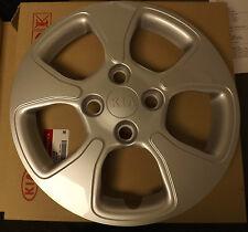 Genuine Kia Picanto 2011-2015 14 inch Wheel Trim - 529601Y100