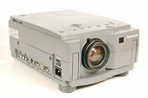 Panasonic PT-L556U 3LCD Projector 4:3 (SVGA) w/Accessories by TeKswamp