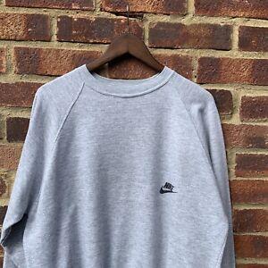 Collectors Vintage Nike Original 70s Small Logo Sweatshirt, Size, Size Medium
