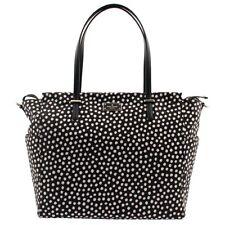 RARE Kate Spade Kaylie DESIGNER Diaper Baby Bag Wilson Rd Musical Dots