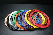 12 Gauge Wire Ennis Electronics Pick 5 Colors 25 Ft Ea Cable Awg Copper Clad
