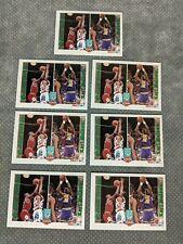 1992-93 NBA Hoops Michael Jordan/Karl Malone #320 - Lot of 7!!!