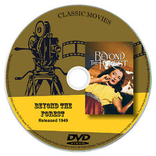Beyond the Forest 1949 Classic DVD Film - Drama