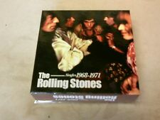 Rolling Stones: Singles 1968-1971, 9 CDs plus 1 DVD Box
