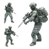 1/35 Modern American Army Special Forces A Resin Soldier Model O4R6