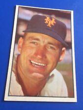 1953 Bowman Color Al Dark New York Giants #19 Baseball Card EX-MT