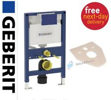 GEBERIT DUOFIX KAPPA UP200 WC TOILET CISTERN FRAME 820MM + BRACKETS + WC BEND