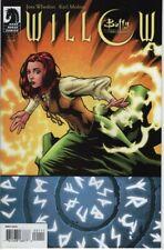 Buffy Vampire Slayer Willow #1 comic book Season 8 Tv series show Joss Whedon